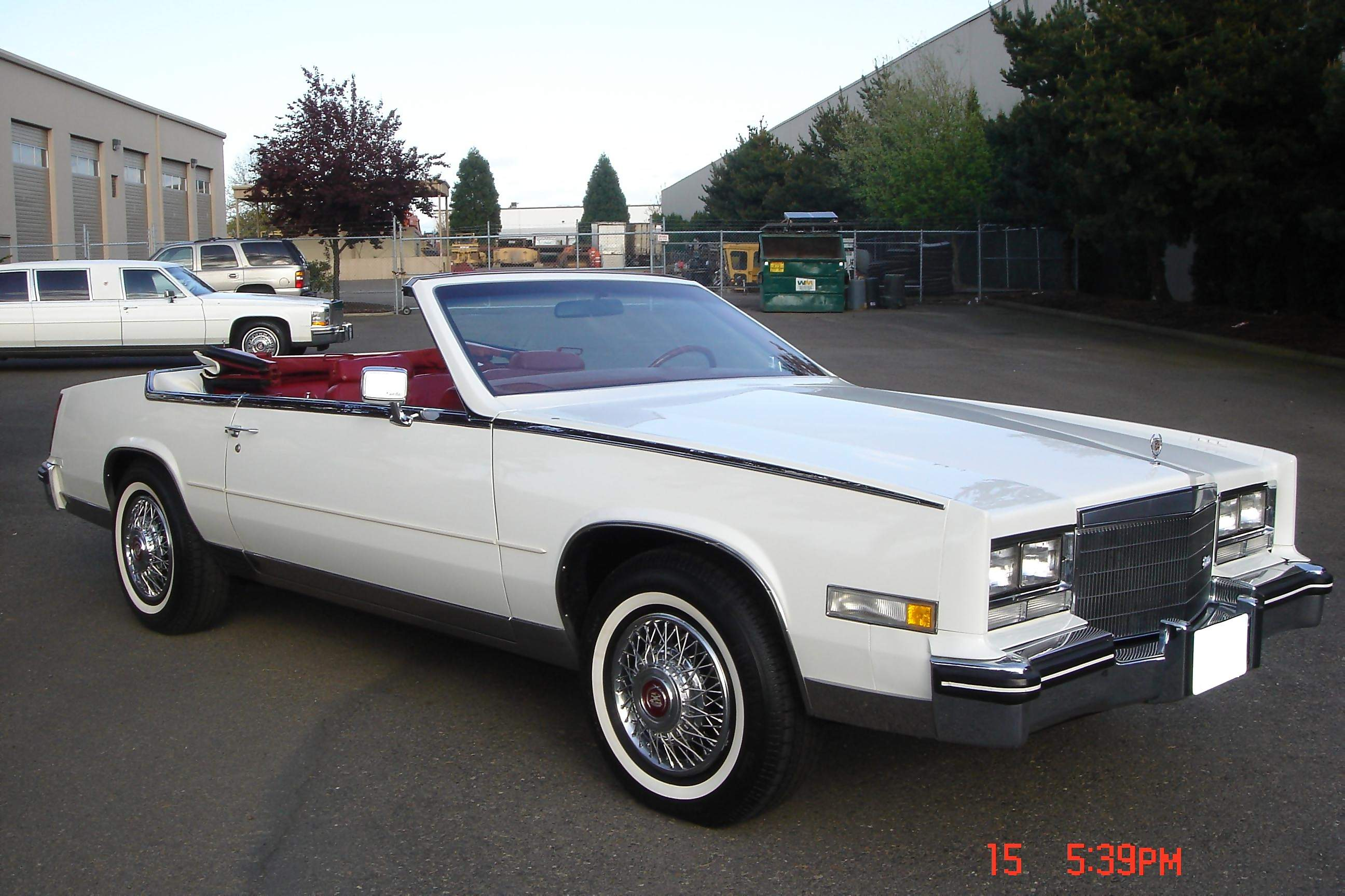 1984 biarritz Convertible. (Page 3)
