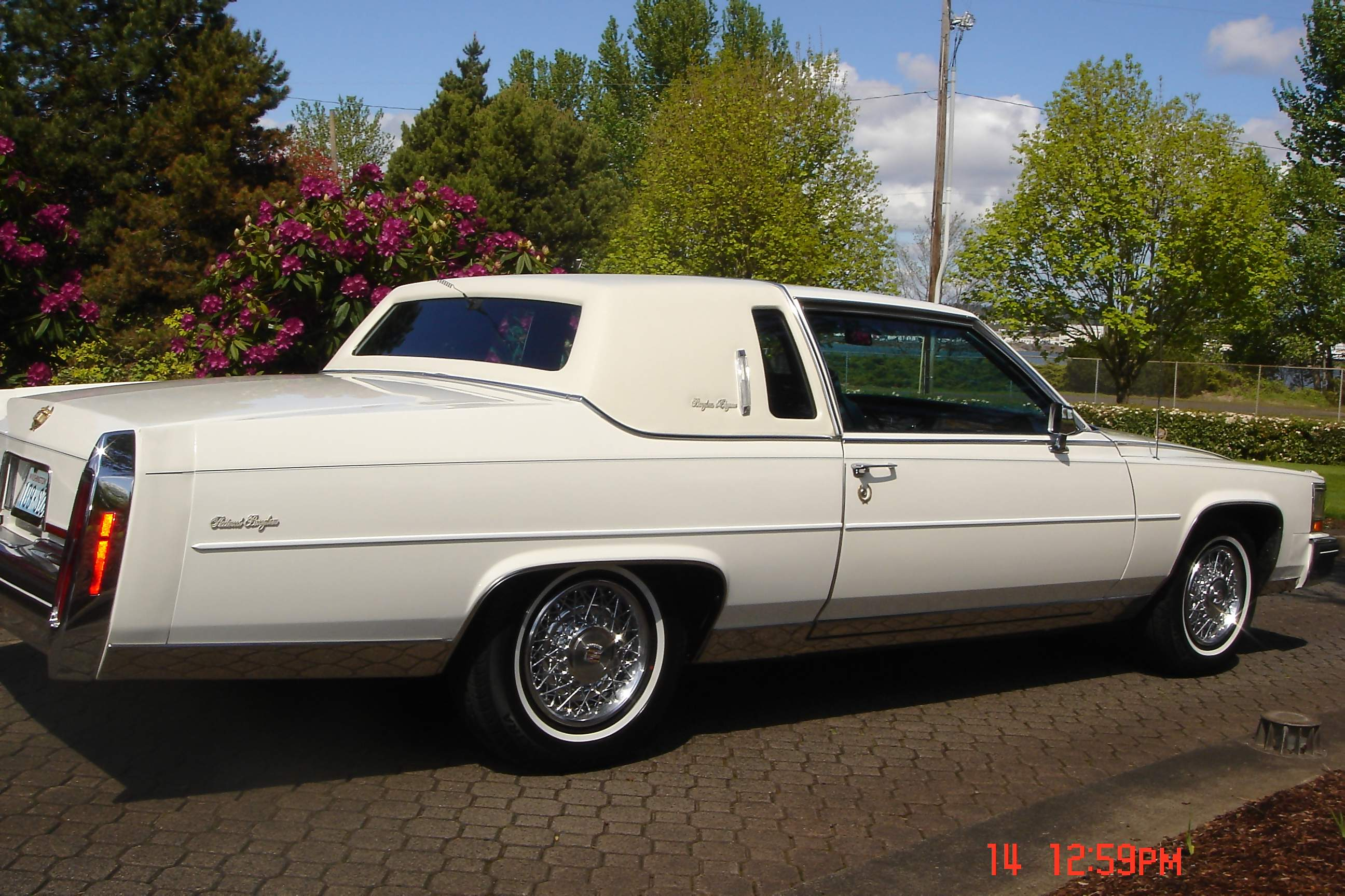 for sale cadillac fleetwood