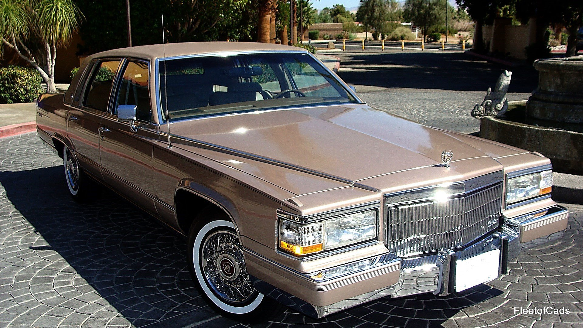 1992 cadillac brougham for sale in autos post. Black Bedroom Furniture Sets. Home Design Ideas