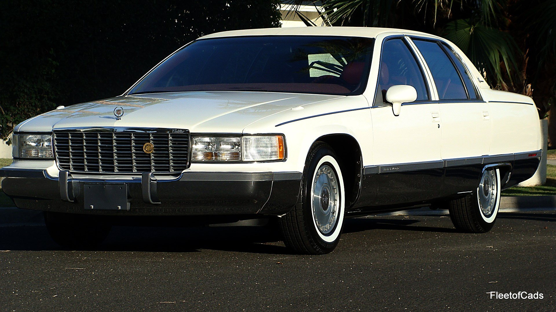 1993 cadillac fleetwood brougham 48k miles. Cars Review. Best American Auto & Cars Review