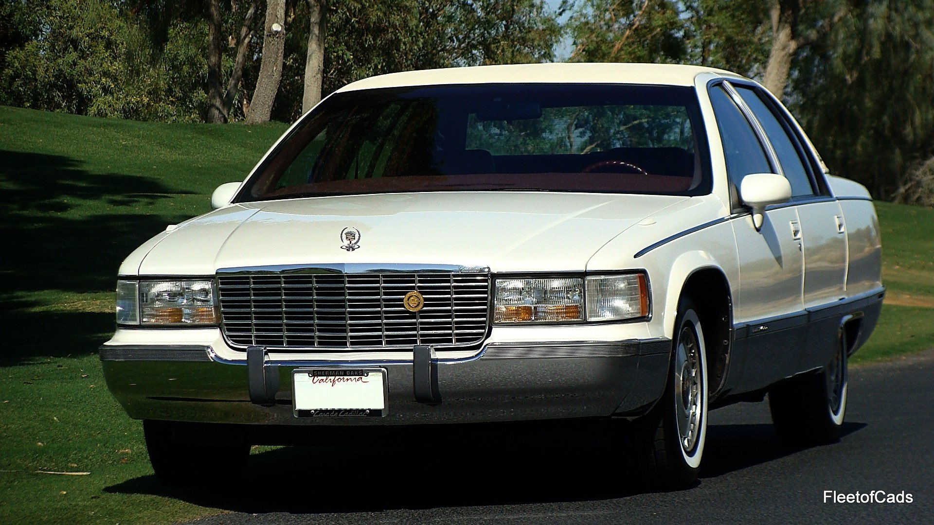 1993 Fleetwood Brougham Pictures to Pin on Pinterest