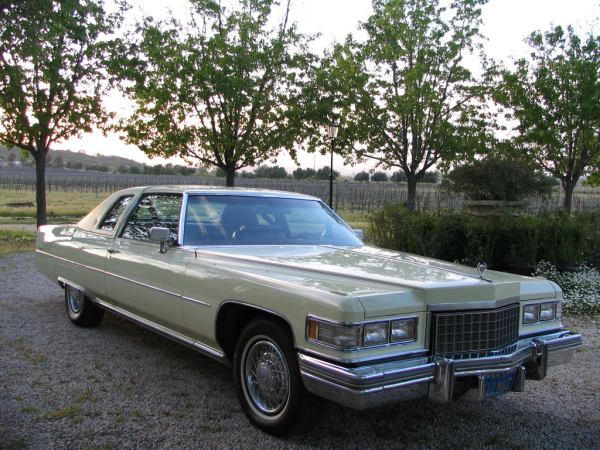 thom davenport 39 s 1976 cadillac coupe deville. Cars Review. Best American Auto & Cars Review