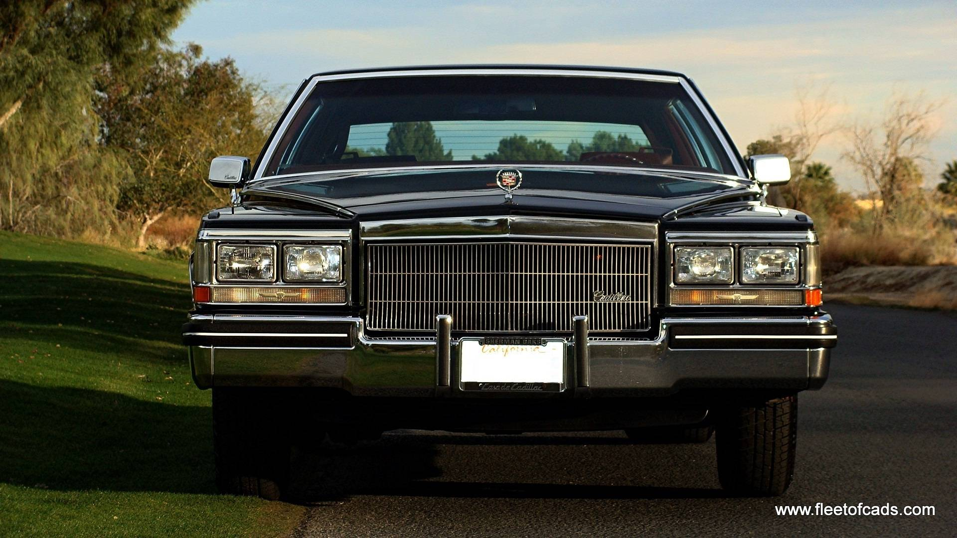 Find used 1984 Cadillac Fleetwood Brougham Coupe 39K miles Collector Owned  NO RESERVE! in Rancho Mirage, California, United States