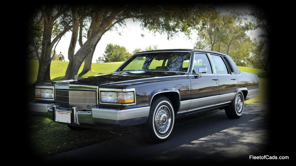 sale brougham cadillac elegance for d fleetwood