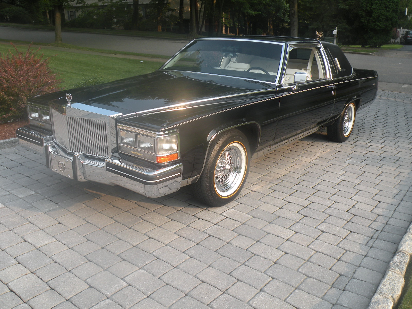Rich Prager's 1984 Cadillac Fleetwood Brougham d'Elegance Coupe 4K