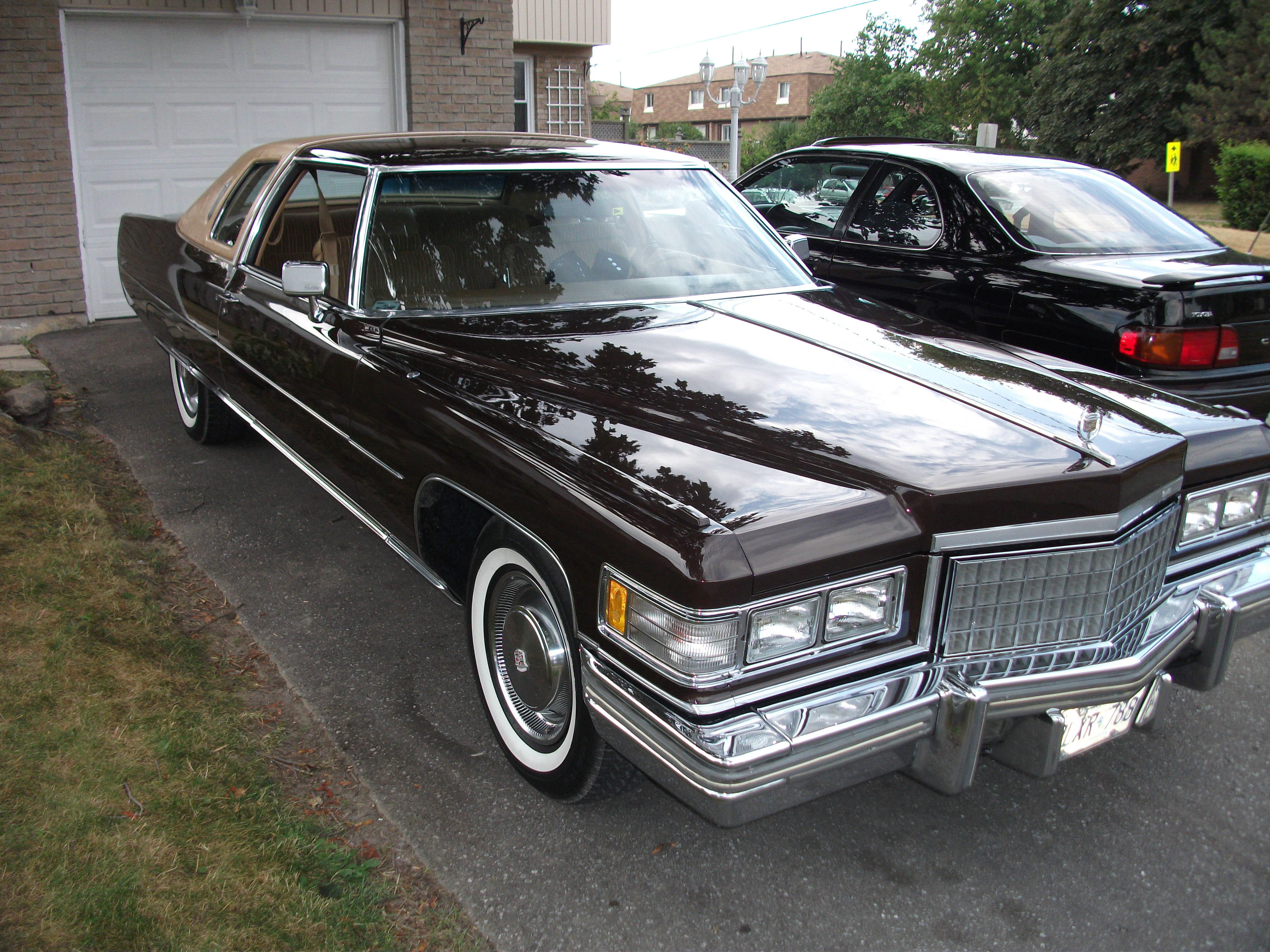 1976 cadillac coupe deville 54k original miles owned by robert bell. Cars Review. Best American Auto & Cars Review